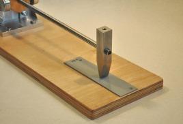 Новая модификация поворотного молотка для испытаний цинковых покрытий