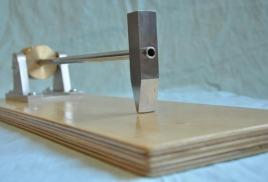Молоточек для испытания покрытий, нанесенных методом горячего цинкования. ГОСТ 9.307-89